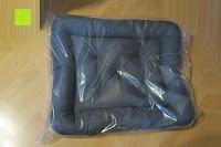 Verpackung: Palina Hundekissen 95° waschbar | Hundebett | Herstellung in Deutschland