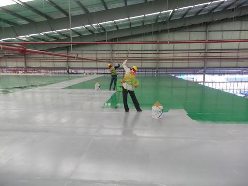 DIện tích sàn nhà xưởng ảnh hưởng đến giá thi công hoàn thiện