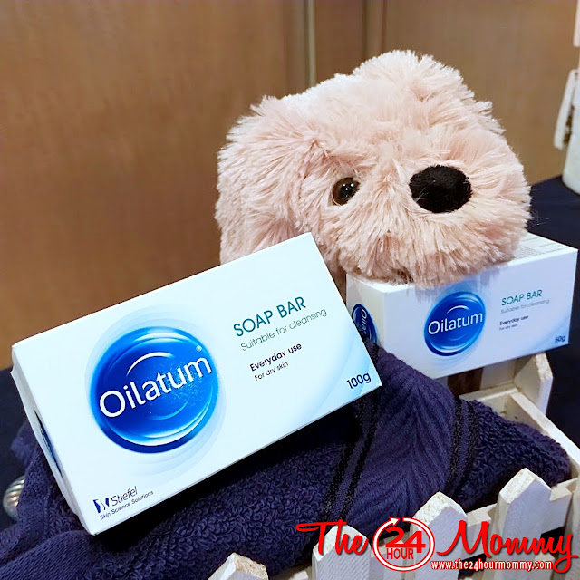 Oilatum soap bar