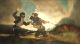 Duelo a garrotazos (Museo del Prado)