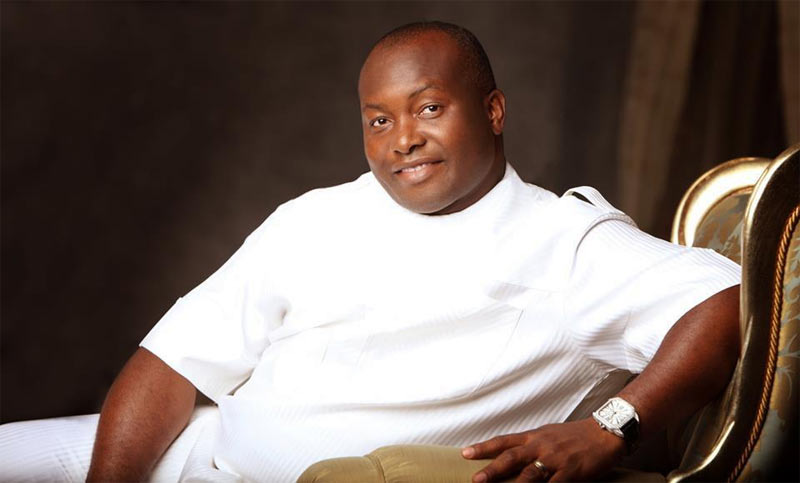 SR: Capital Oil boss Ifeanyi Ubah arrested by DSS