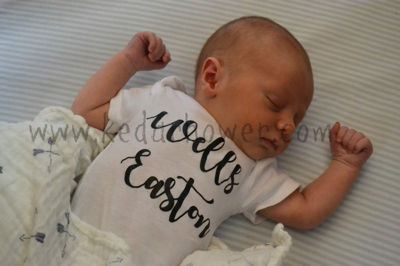 Stuff, Things, etc : Choosing a baby name: Wells Easton