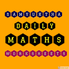 250 2 DIGIT GREATER THAN OR LESSER THAN DAILY MATHS WORKSHEETS COLLECTION BY R GOPINATH TAMILNADU INDIA