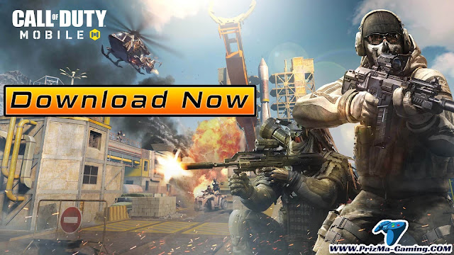 Call of Duty: Mobile Official Launch | Download & Play Call of Duty: Mobile on PC | PrizMa Gaming