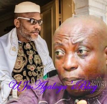 Biafra: IPOB blasts MASSOB leader, Uwazuruike, over blackmail