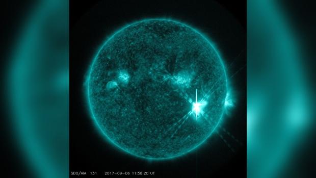 CQ Newsroom: Hurricane Watch Update - Solar Flare Shuts ...