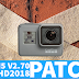 Patch Firmware GoPro Hero 5 Black V2.70 Untuk HD Hero 2018