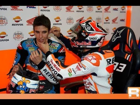Marc Marquez Assessed Worried if His Brother Joins Other Teams