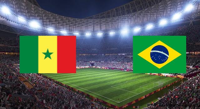 بث مباشر وحصري للمباراة الودية الدولية بين منتخبين البرازيل والسنغال 10/10/2019