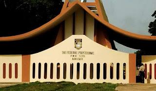 Federal Poly Ado-Ekiti Matriculation Ceremony Date 2020/2021