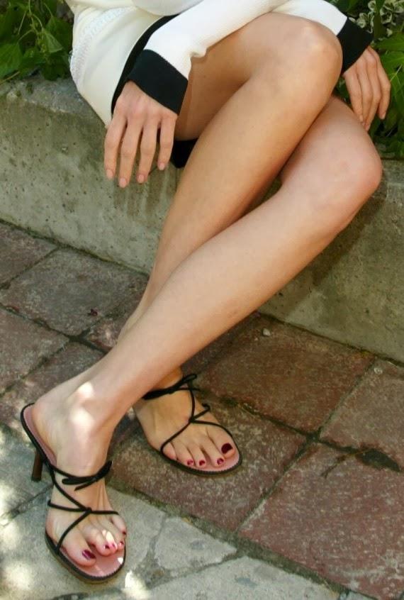 Sexy Feet Hot Teen Legs 50