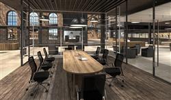 Modular Boardroom Components