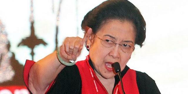 Megawati: Bala Tentara Saya Ya Kalian, Kalian Melempem, Melempemlah Saya