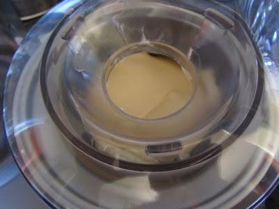 Helado de queso y nueces con Thermomix