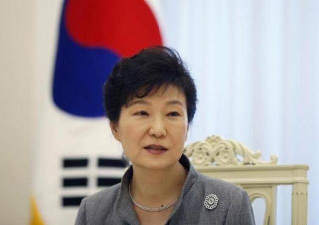 Presiden Korea Selatan Park Geun Hye