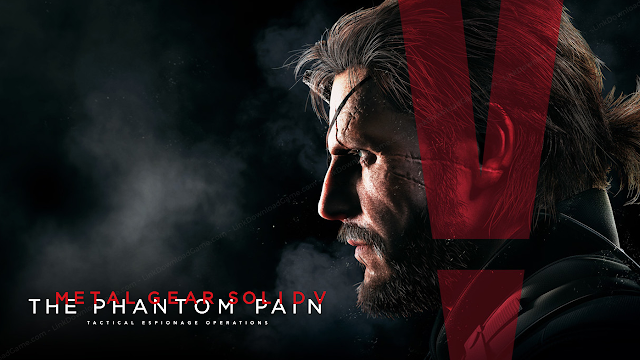 Link Download Game Metal Gear Solid V The Phantom Pain (Metal Gear Solid V The Phantom Pain Free Download)