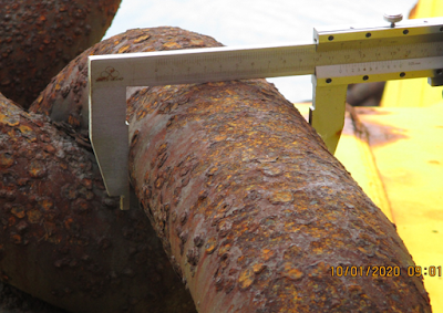 anchor mooring chain