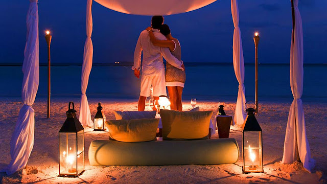 Maldives Honeymoon Package from India