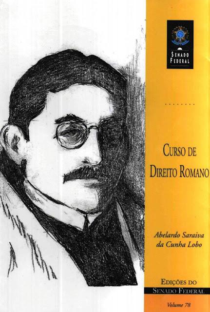 Curso de Direito Romano - Abelardo Saraiva