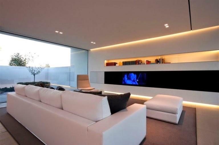 Hogares Frescos: Impresionante Casa Contemporánea Situada en Lido ...
