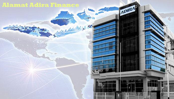 Alamat Adira Finance