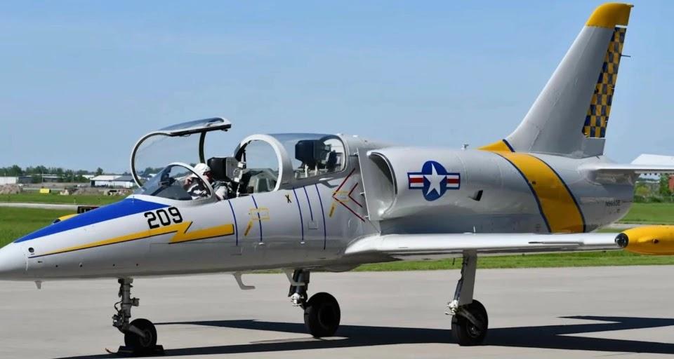 Американці оснастять L-39 Albatros штучним інтелектом