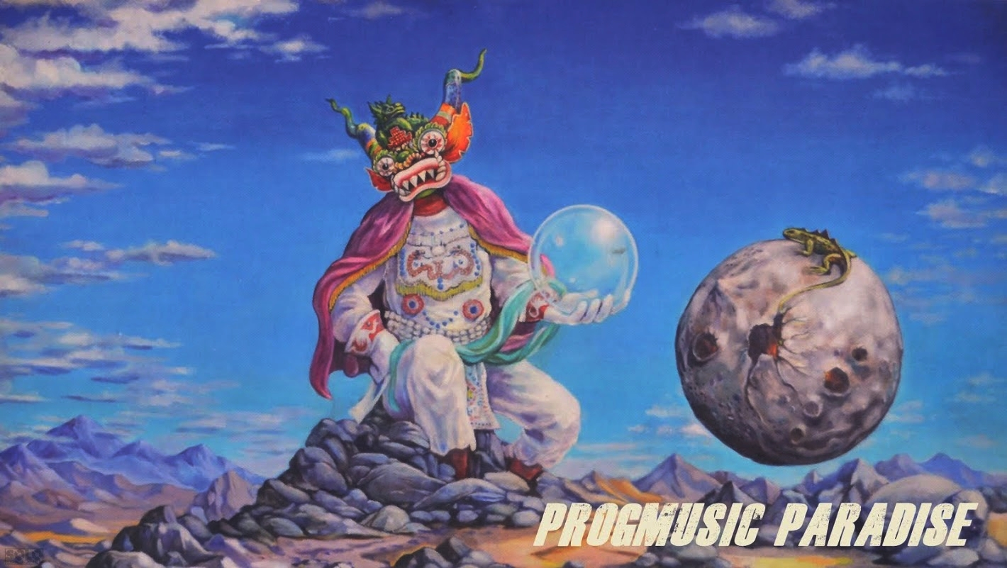 ProgMusic Paradise