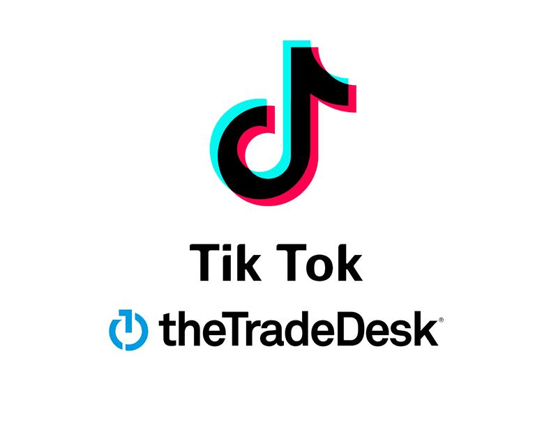 The Trade Desk inks advertising partnership with TikTok