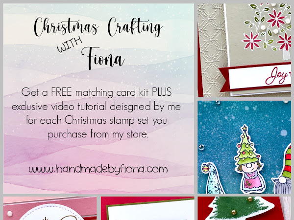 Free Christmas Card Kits and Tutorials