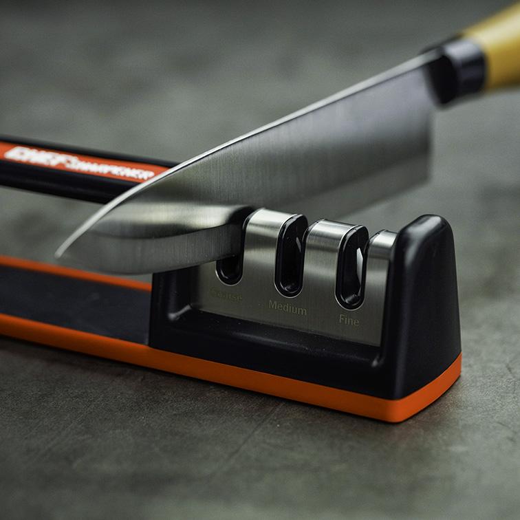 Chef's knife sharpener