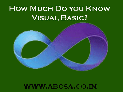 online visual basic quizz
