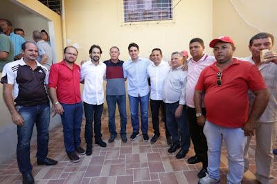 Ex-prefeito de São Joaquim do Monte declara apoio a Diogo Moraes
