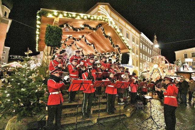 Musica Navidad Rosenheim Baviera