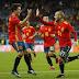 Fútbol: España se exhibe con goleada 5-0 ante Costa Rica