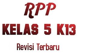 RPP 1Lembar Kelas 5