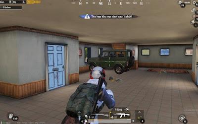 Chặn xe UAZ ngay cầu thang rồi cho nổ là bí kíp hữu hiệu để biến nhà Doremon thành một lô cốt chơi lược