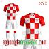Áo Croatia 2019 Sân Nhà Màu Trắng Đỏ Đẹp Và Độc