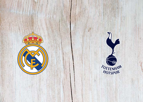 Real Madrid vs Tottenham Hotspur -Highlights 30 July 2019