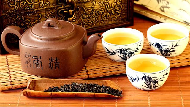 Традиционное чаепитие в китае
