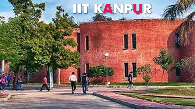 Department: Indian Institute of Technology Kanpur (IIT Kanpur)