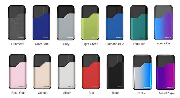 Suorin Air Kit - Bring Fantastic Flavor to You!
