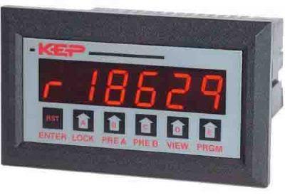 KEPmeter INT69R Analog Input Rate Meter