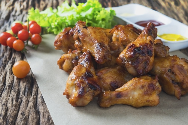 Cooking with Chicken Wings and Other Low-Cost Meats