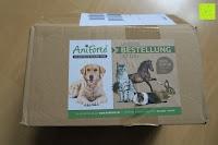 Verpackung: AniForte® PureNature 200g feines Menü Nassfutter für Katzen Katzenfutter- Naturprodukt für Katzen
