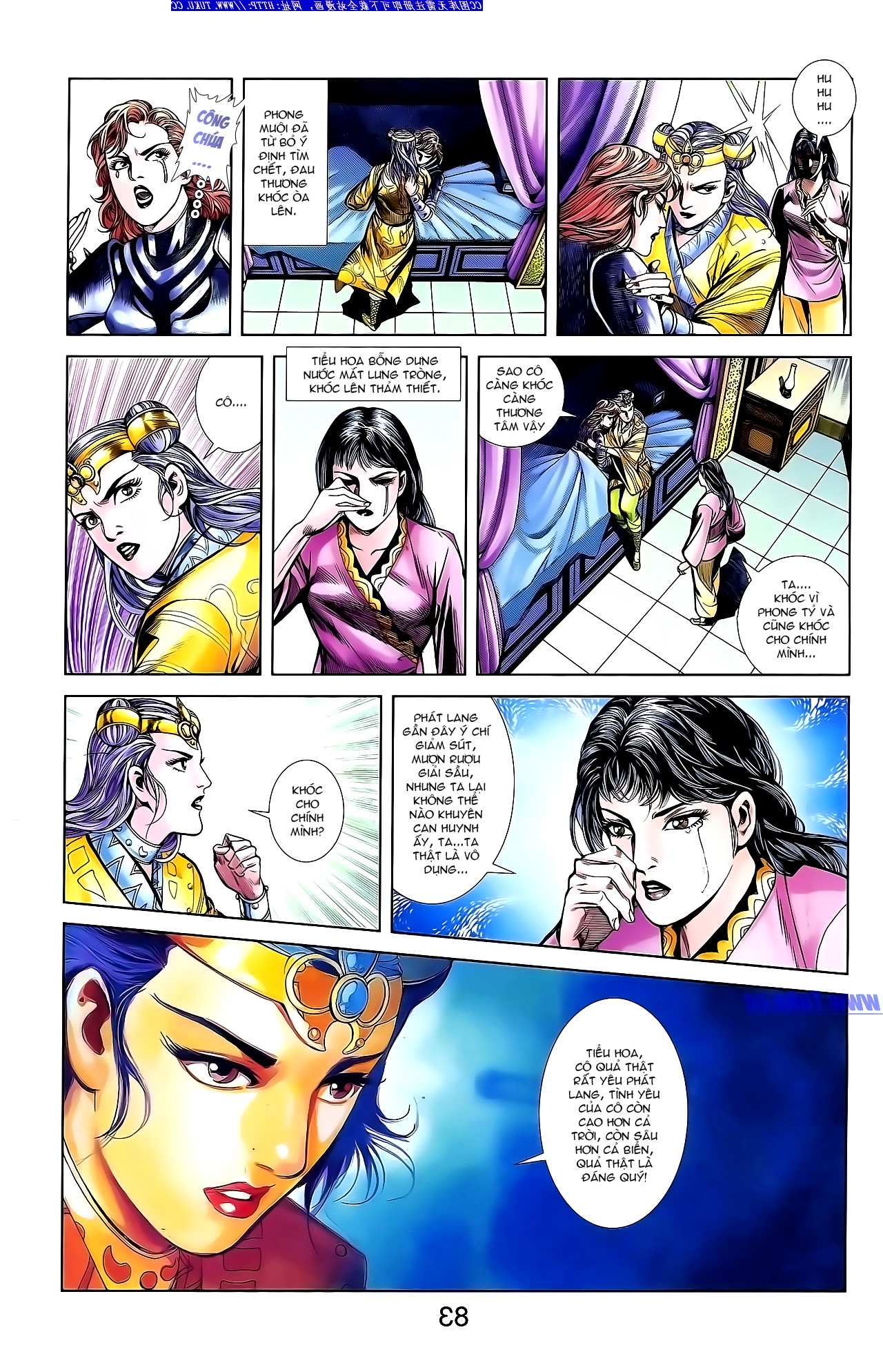 Cơ Phát Khai Chu Bản chapter 146 trang 5