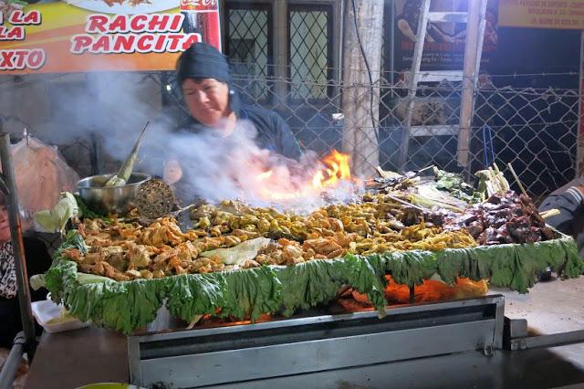 street food peru Anticuchos