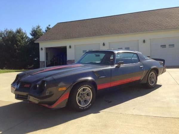 Original Survivor, 1981 Z28 Camaro - Buy American Muscle Car