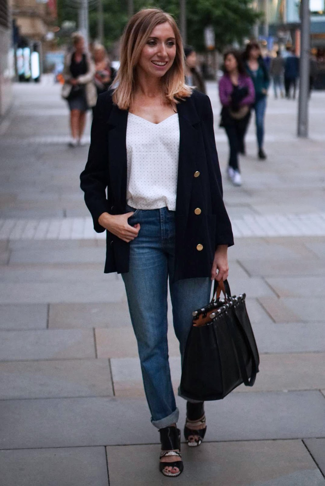 The Alexa Chung Blazer Archive Marks and Spencer Collection