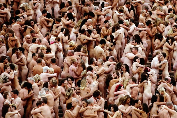 bizzare orgy picture