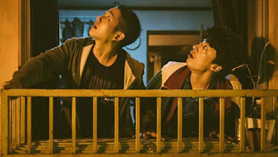 Kompaknya Junho dan Ho Hyeol di drama D.P